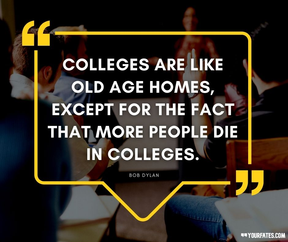 college quotes for students