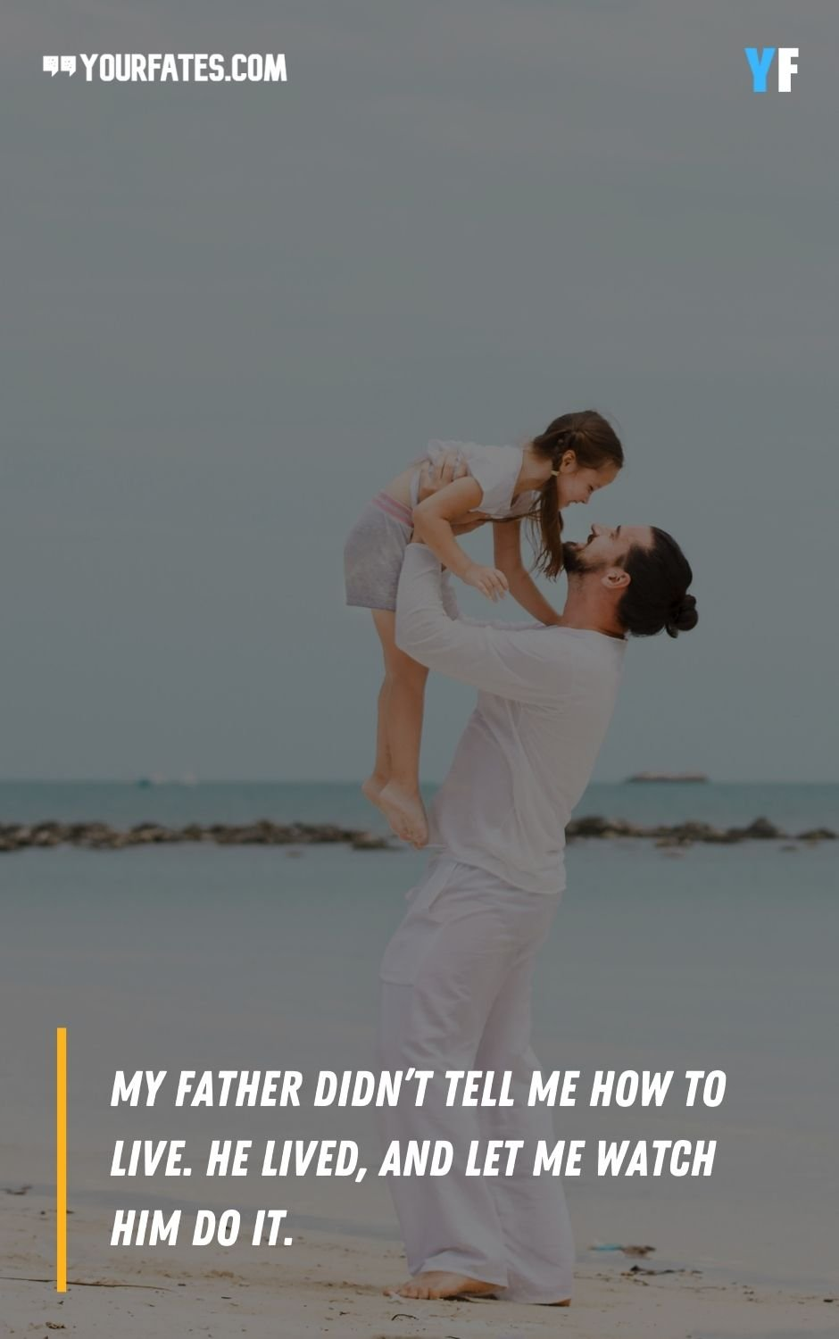father daughter relationship quotes