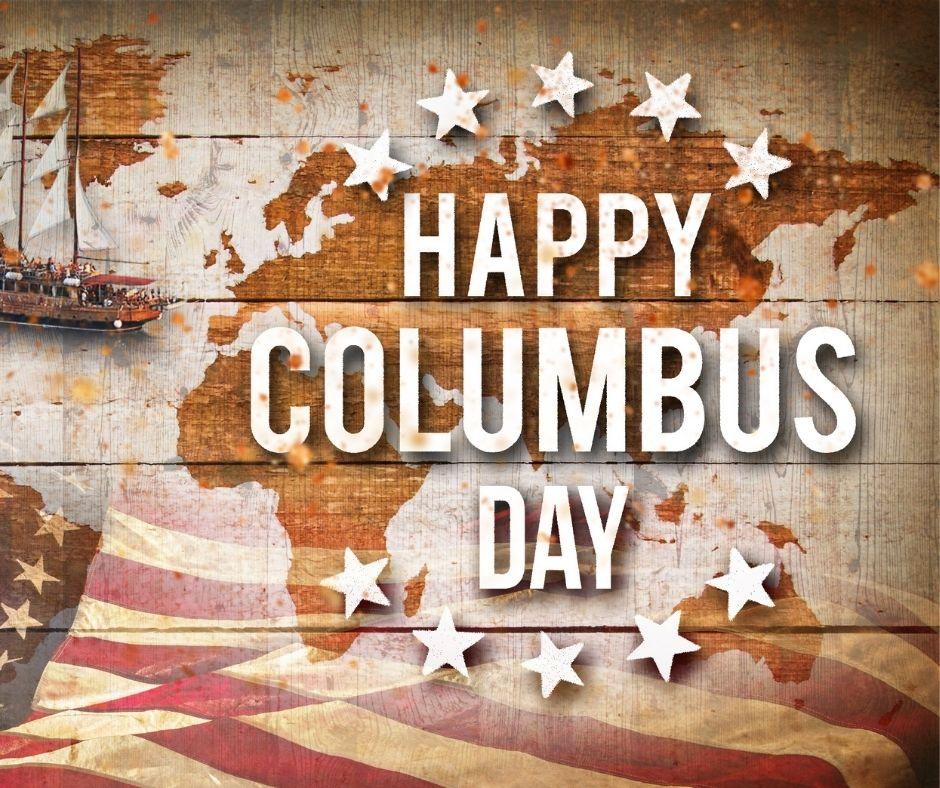 Happy Columbus Day 2020