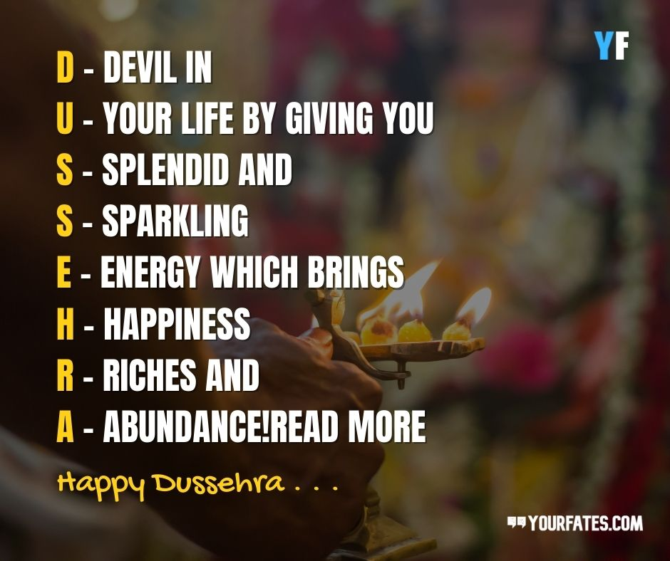 dussehra meaning