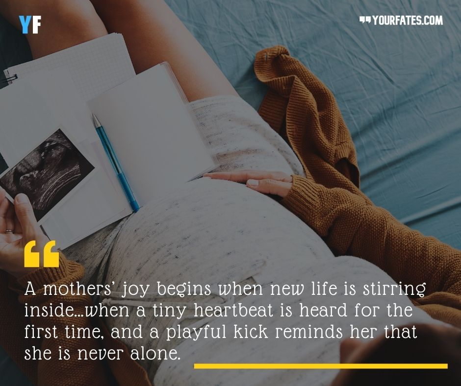 inspirational quotes for new moms