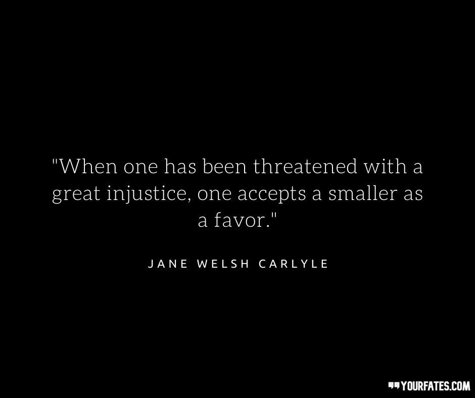Best Injustice Quotes