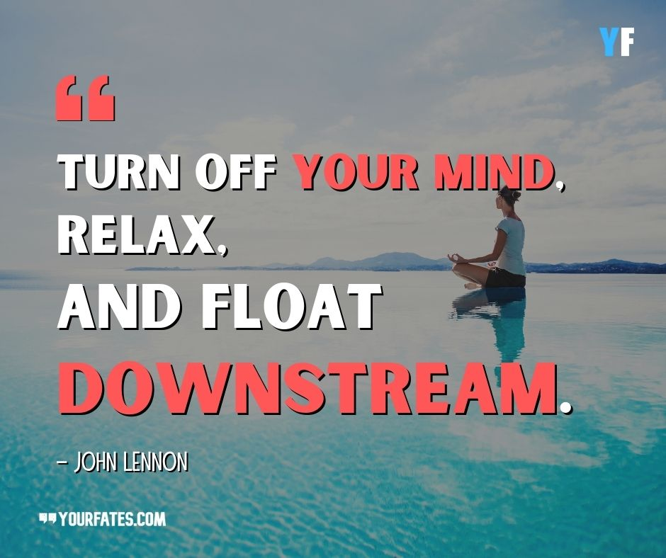 John Lennon Quotes on mind
