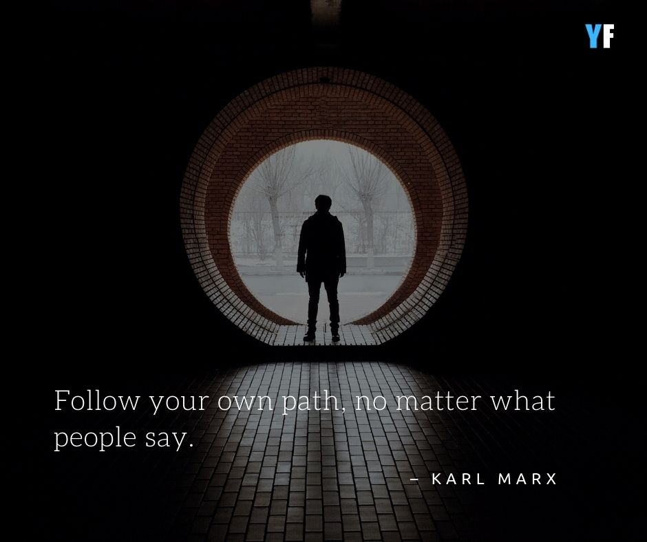 Karl Marx Quotes on Success