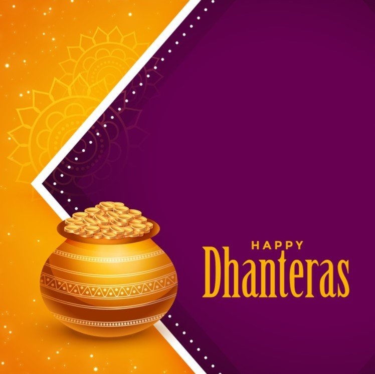 Happy Dhanteras 2020 Images