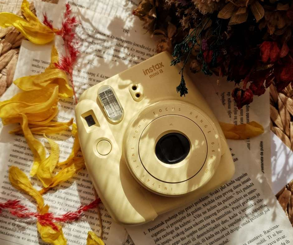 Gift Ideas for Her Instant Camera