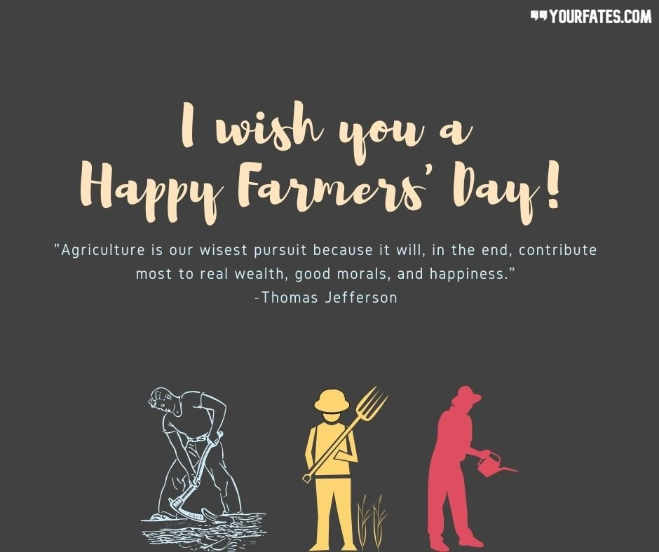 Farmers day wishes