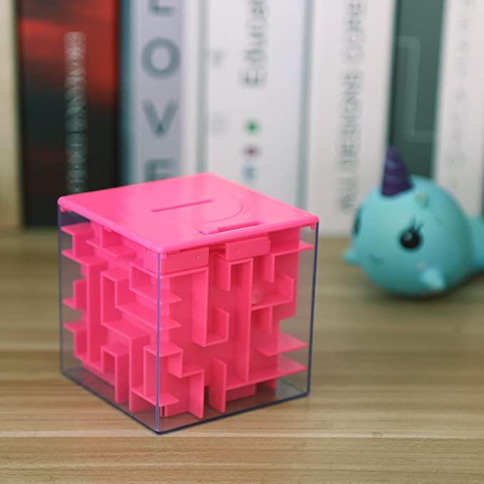 Money Box Puzzle