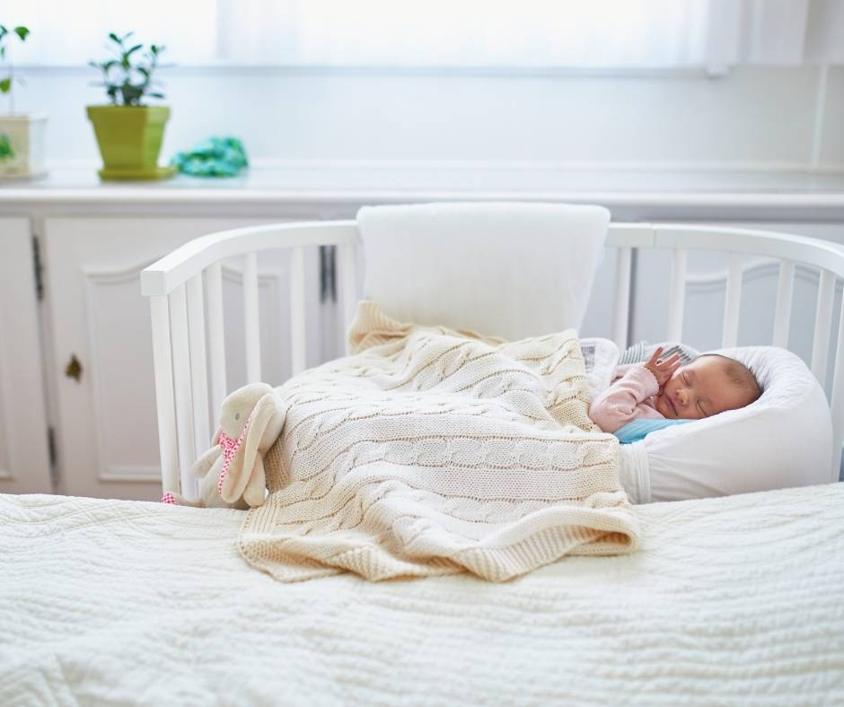baby shower gift idea-Bassinet