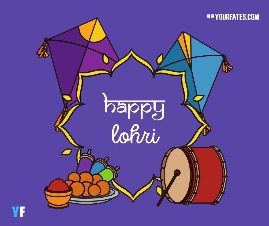 Happy Lohri wishes images