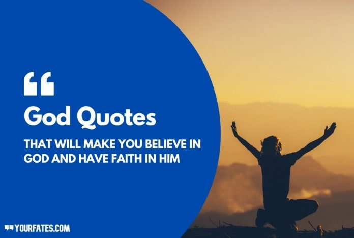 Inspirational God Quotes