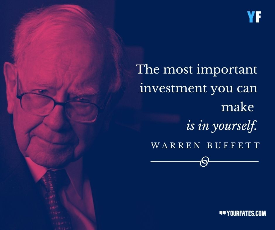 warren buffett quotes on investment