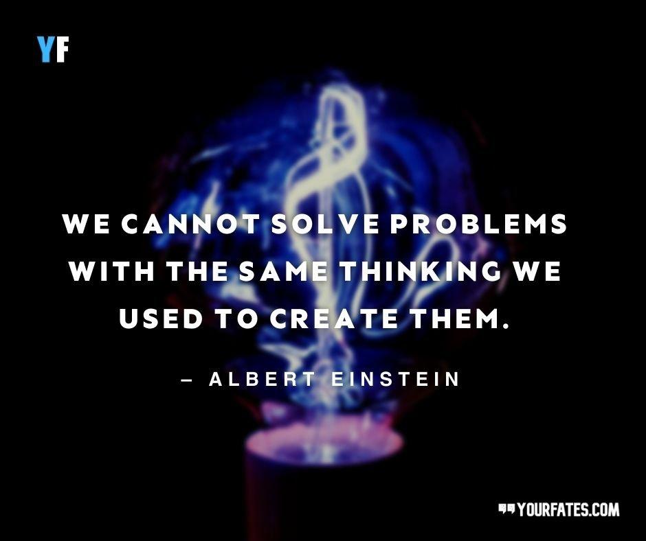 Science Quotes by Albert Einstein