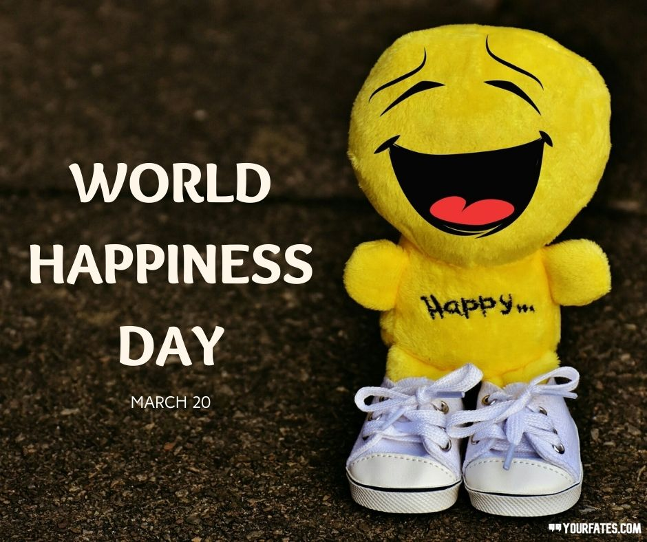 World Happiness Day wishes