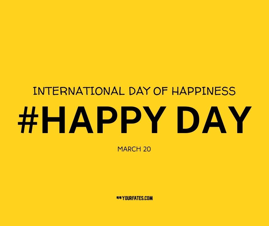 International Day of Happiness wishes