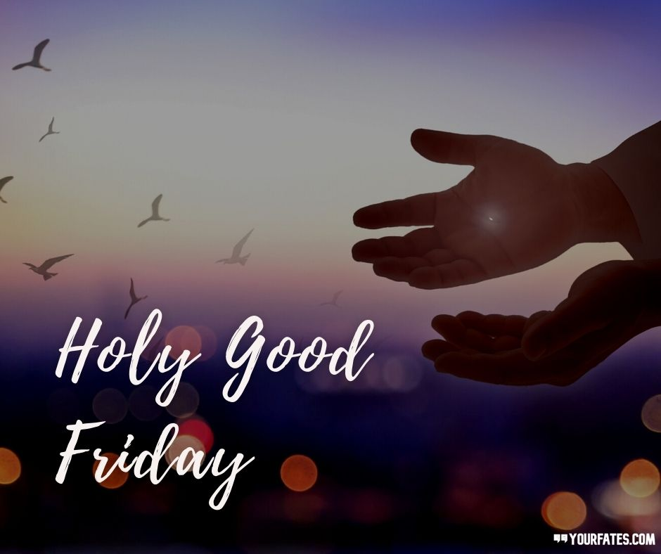 Holy Good Friday Wishes
