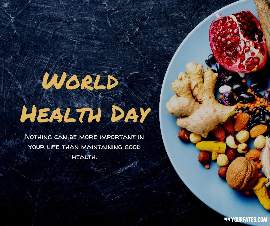 World Health Day Messages