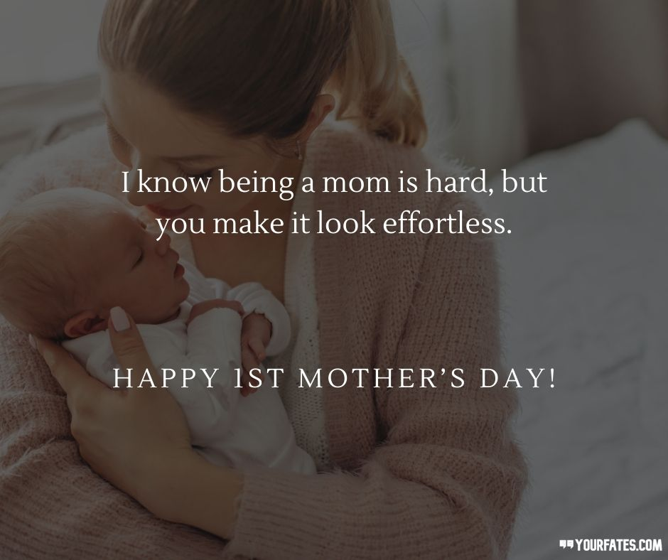 first mother's day quotes