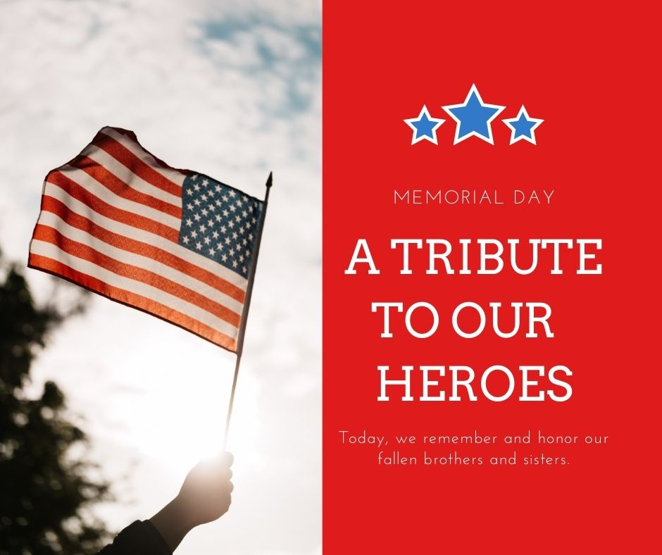 memorial day wishes