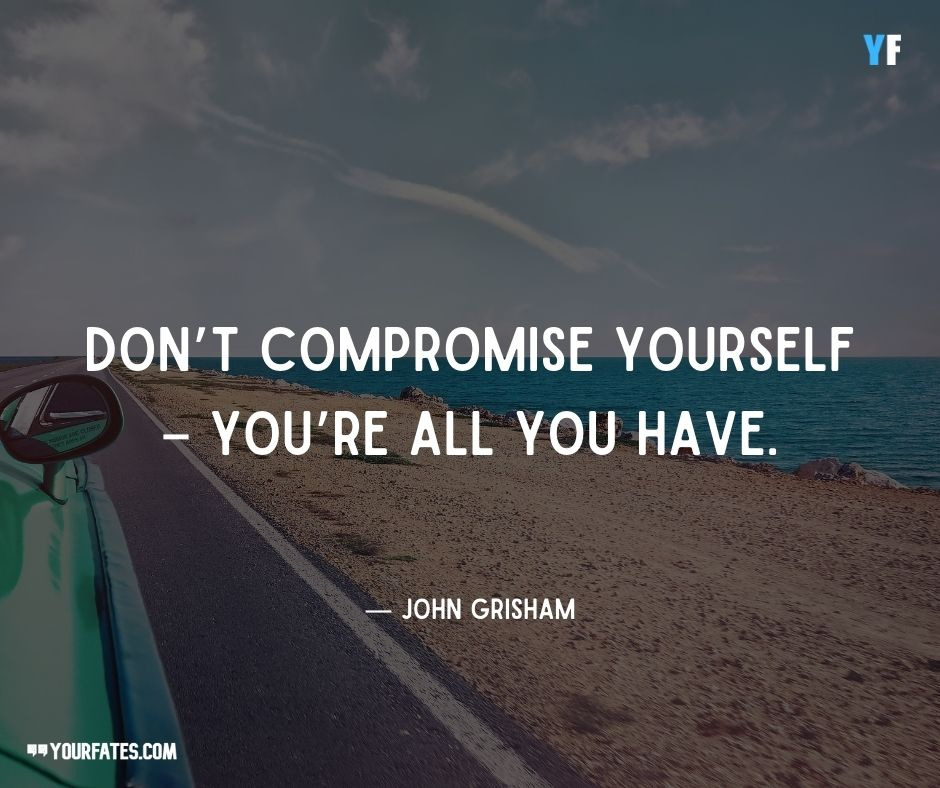Unique Quotes about yourself