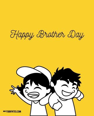 happy brothers day ecards