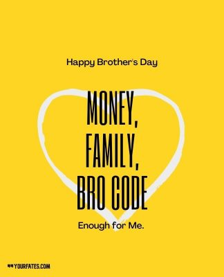 happy brothers day greeting wishes