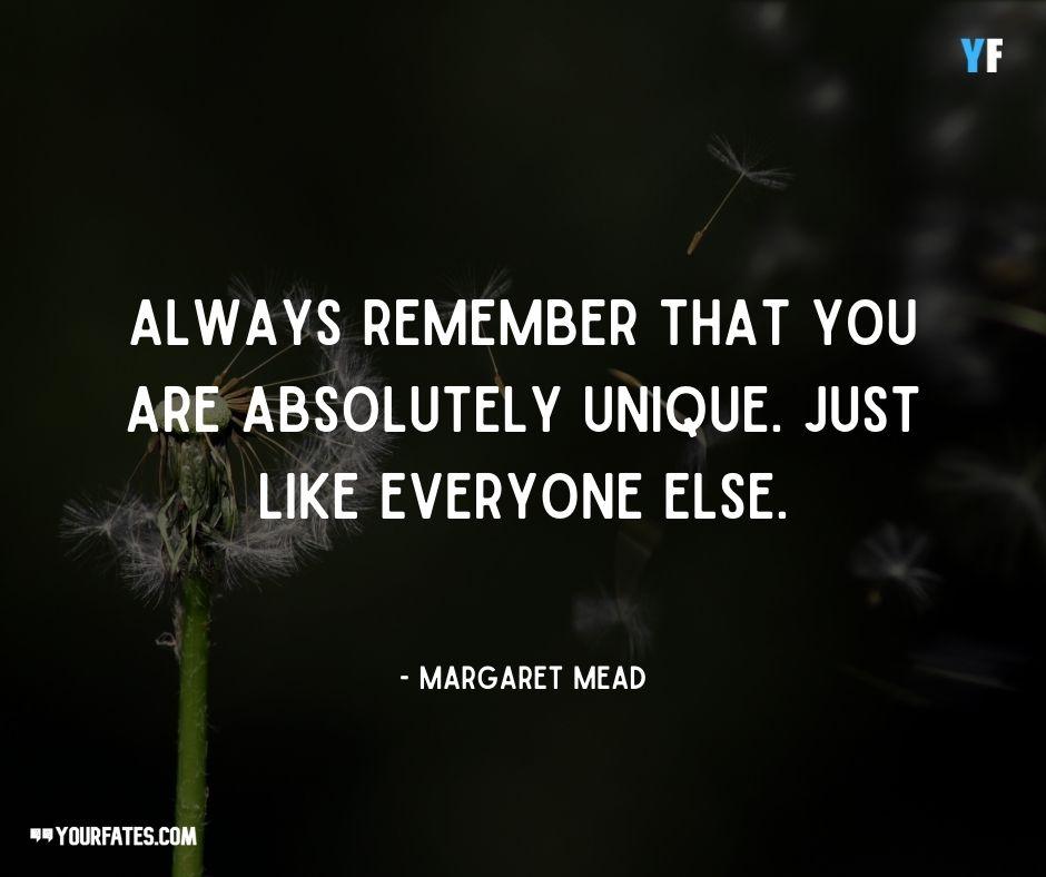 Unique Quotes