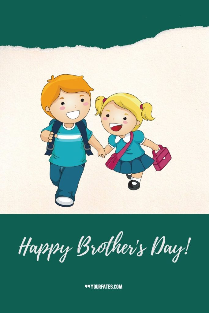 National Brother's Day Card