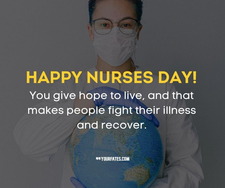 Nurses Day Messages