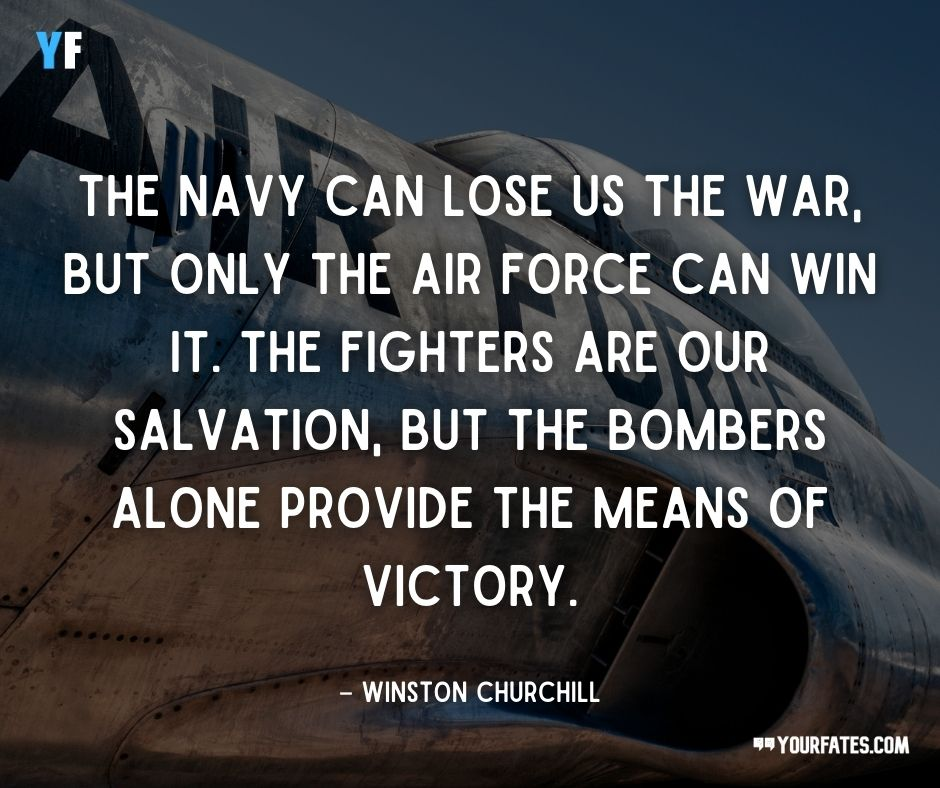 Quotes About Air Force