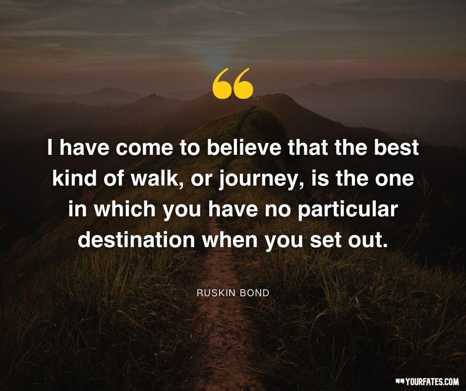 Ruskin Bond Quotes