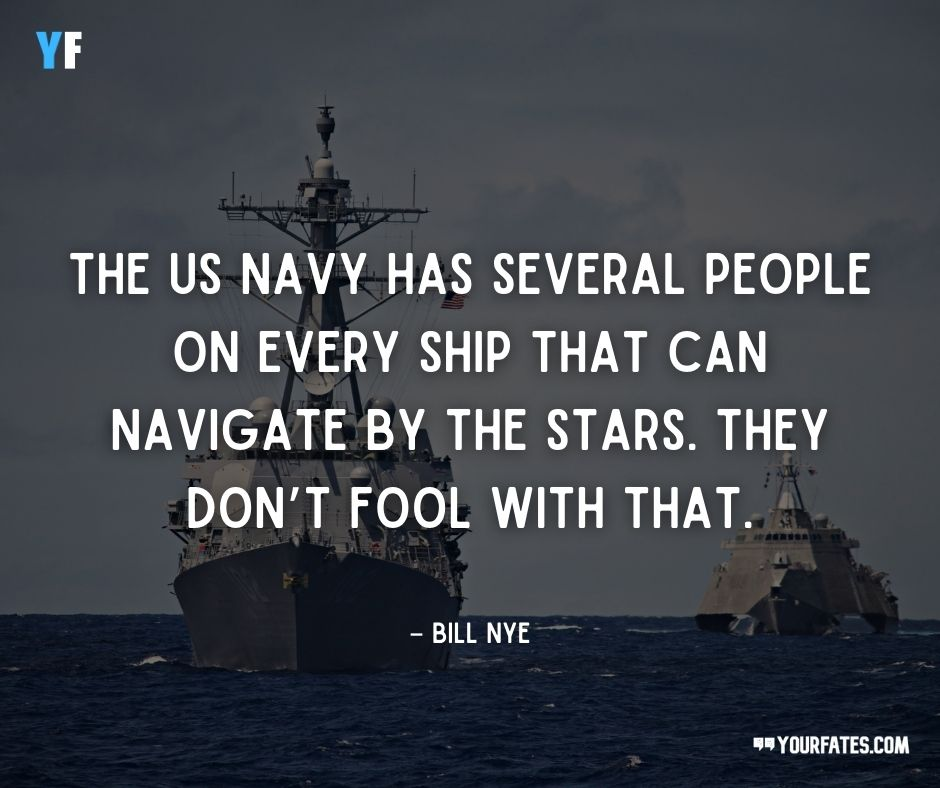 US Navy Quotes