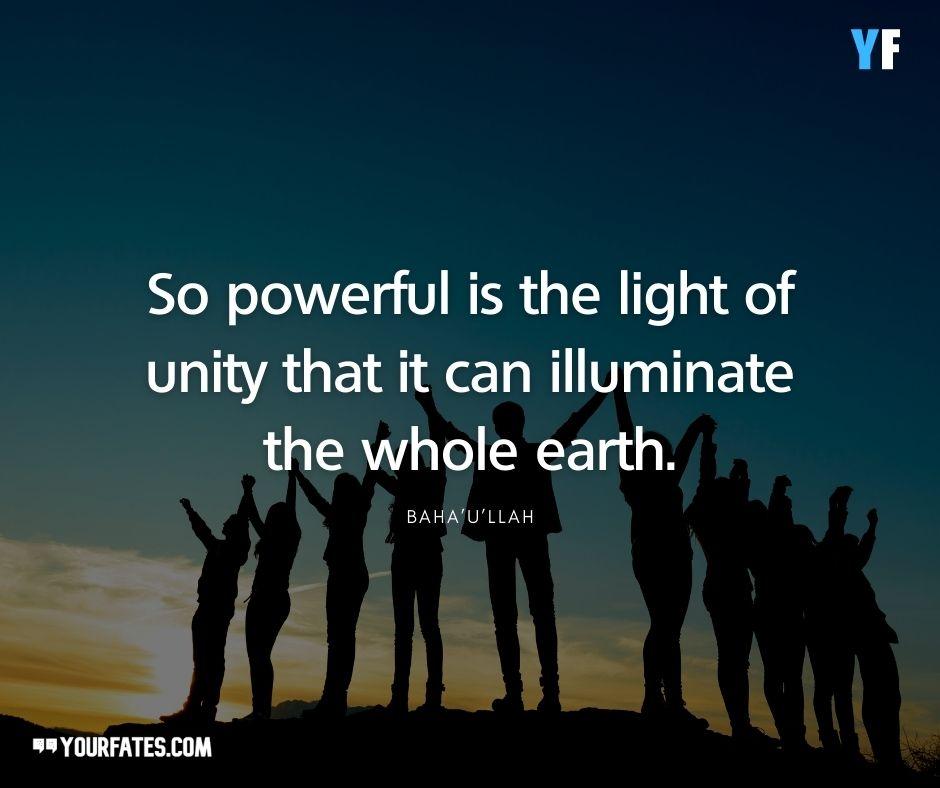 Best Unity Quotes