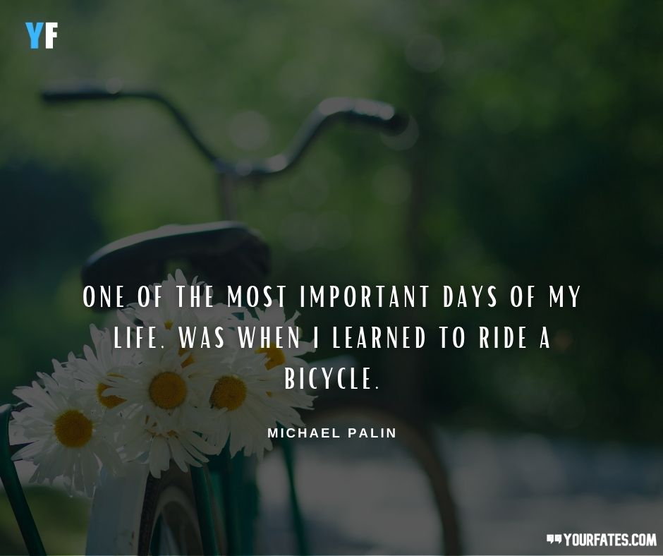 bicycle day quotes