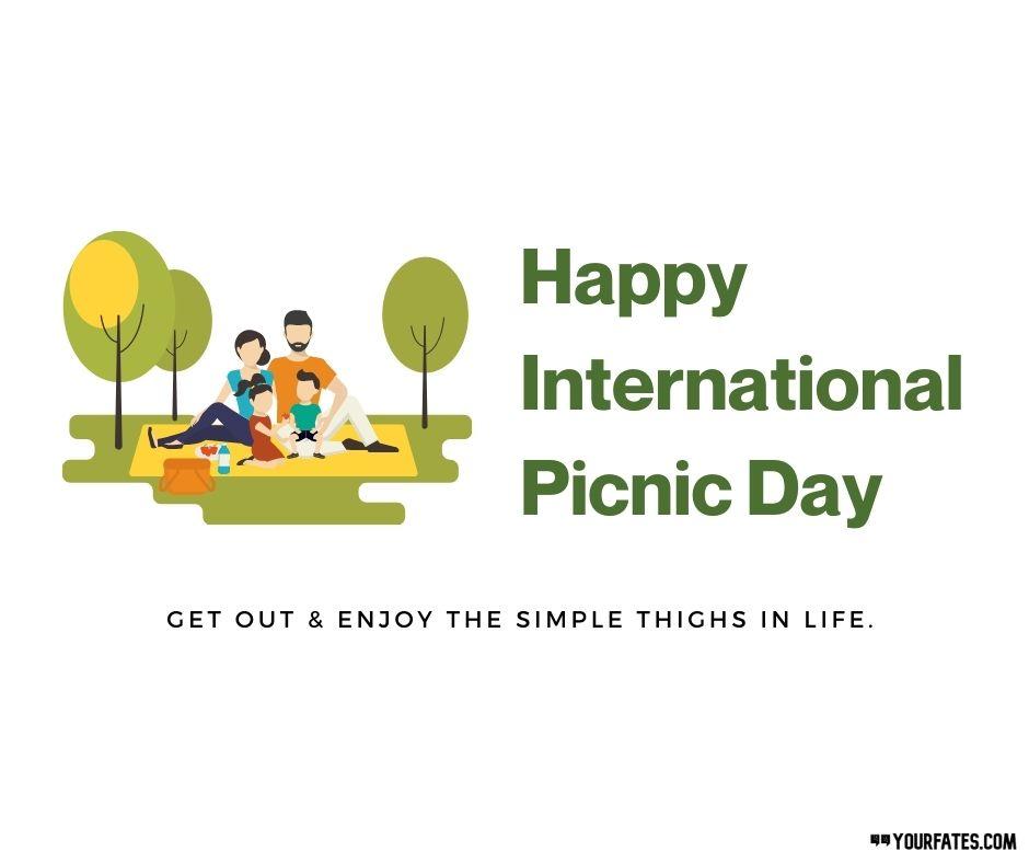 International Picnic Day Wishes