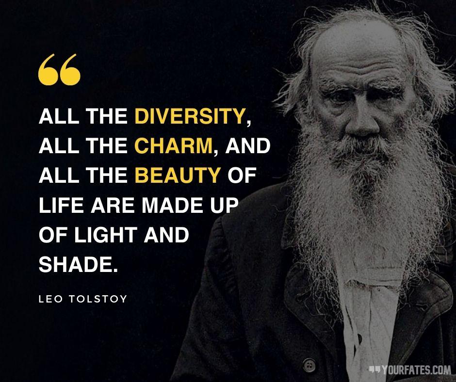 Leo Tolstoy Quotes
