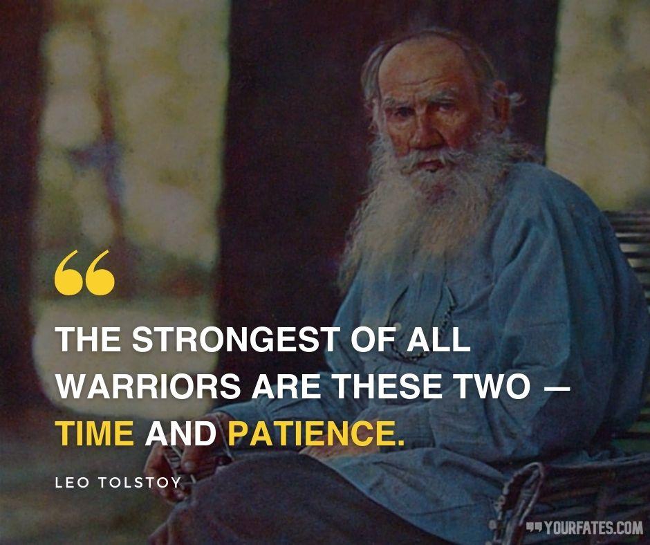 Motivational Leo Tolstoy Quotes