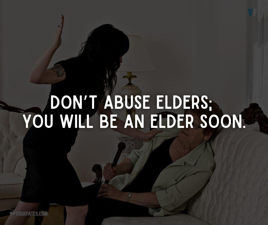 World Elder Abuse Awareness Day Slogans