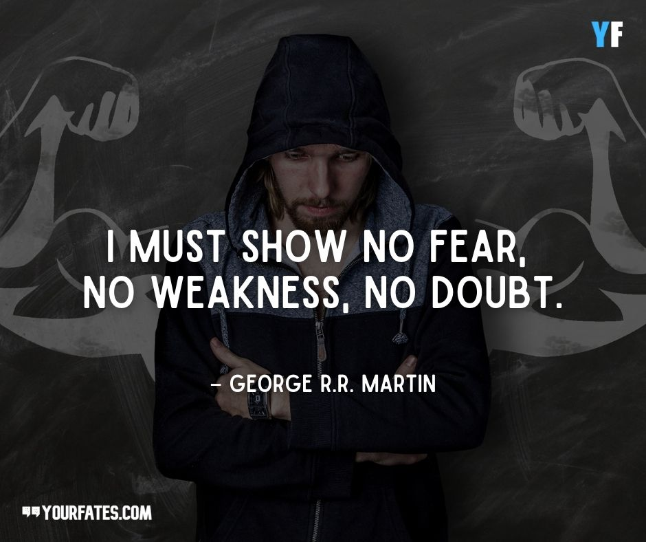 inspirational george martin quotes