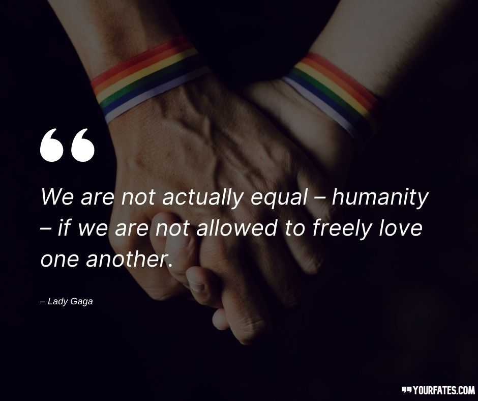 love Equality Quotes