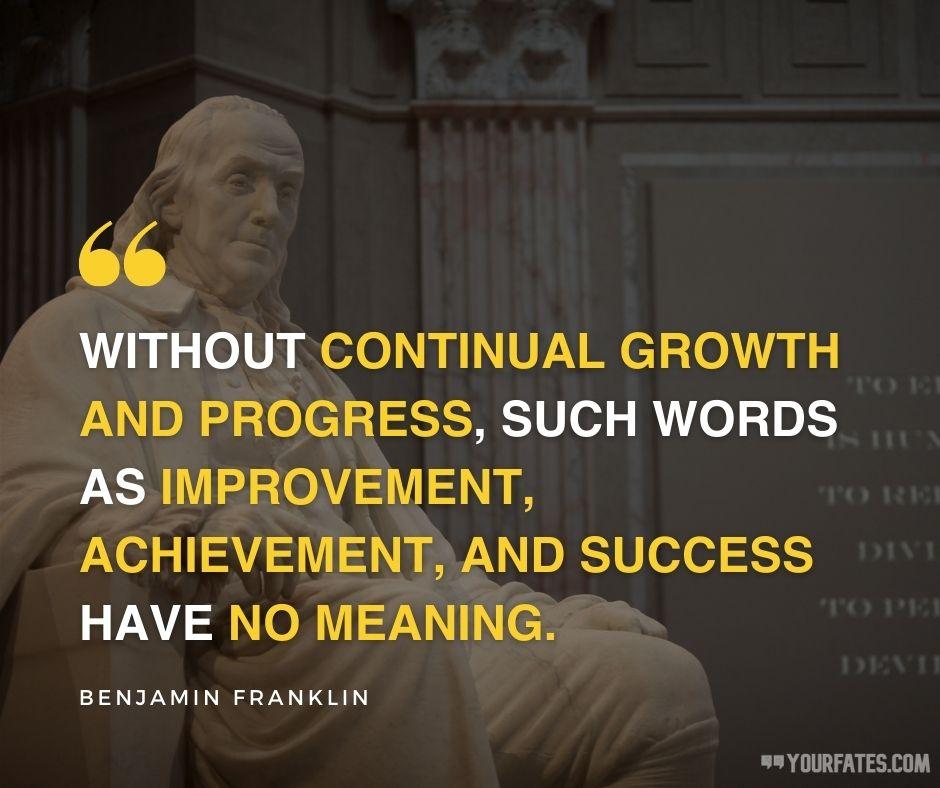 Benjamin Franklin Quotes on democracy
