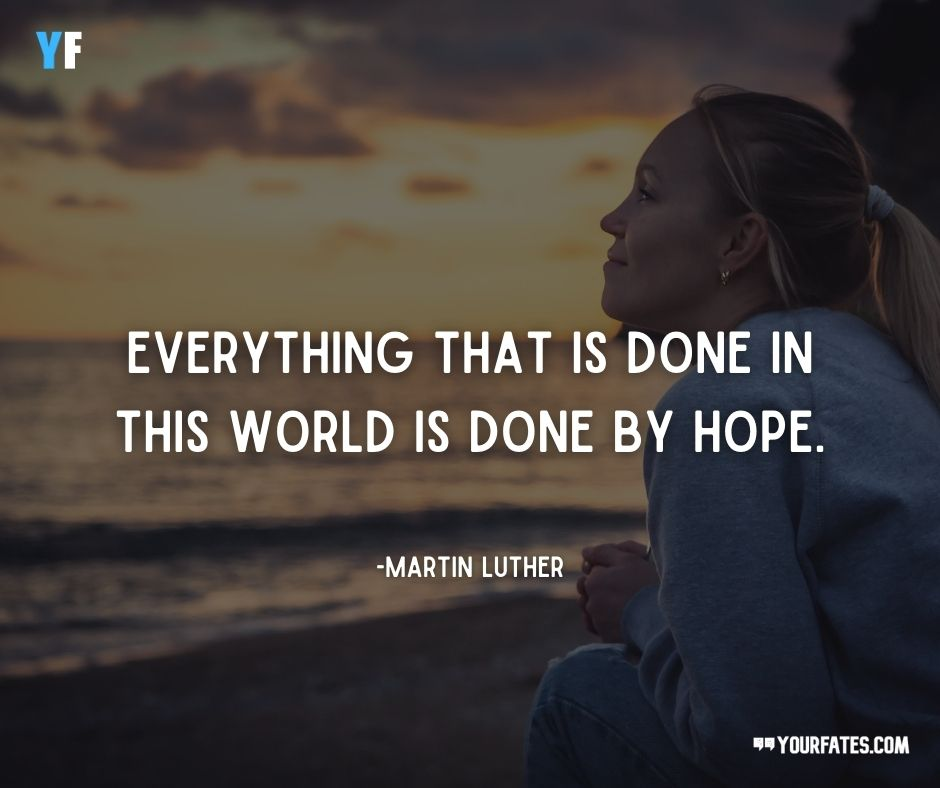 """""""Hope Quotes on love"""