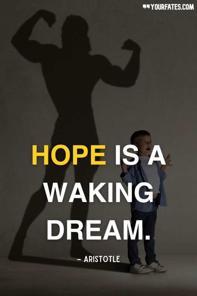 Short Quotes about hope