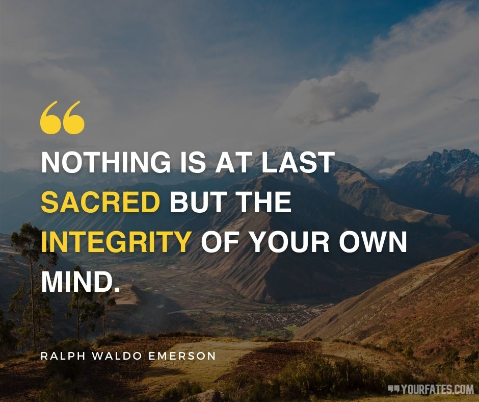 inspirational integrity quotes
