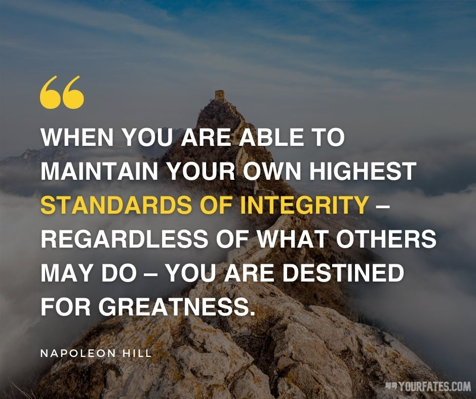 honesty and integrity quotes