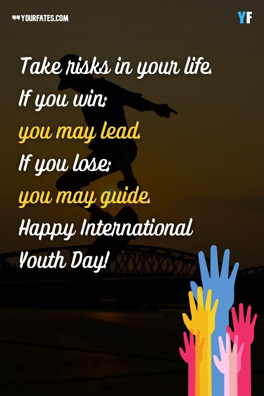 International Youth Day Slogans