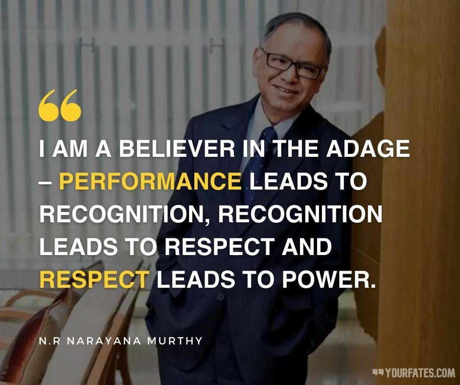 Narayana Murthy Quotes