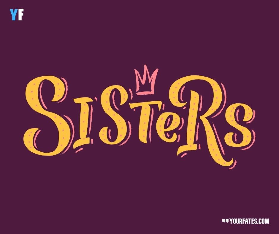 Sisters Day Wishes Images
