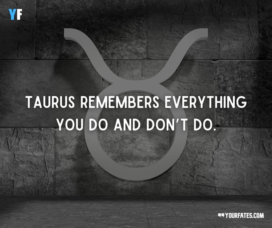 Taurus Quotes