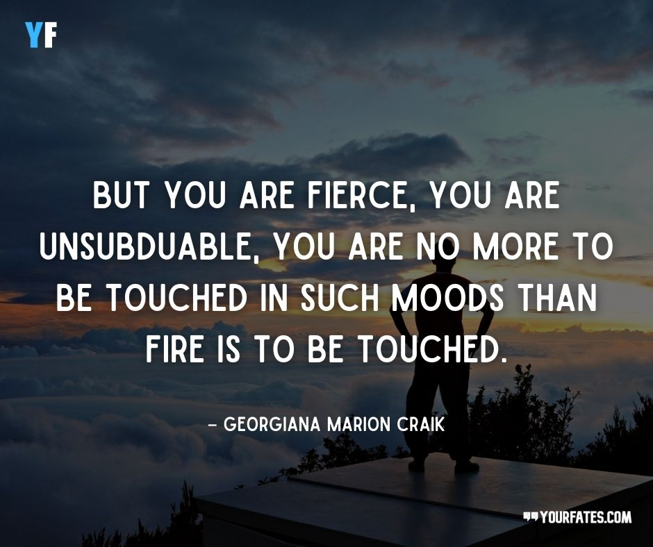 little but fierce quotes